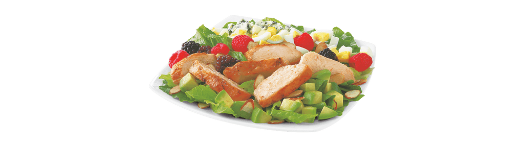Chicken and Berry Cobb Salad