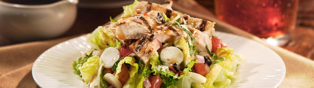 Better Bruschetta Chicken Salad