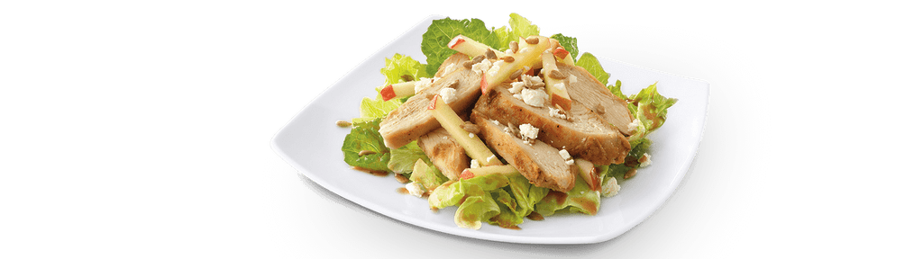 Honey Crisp Apple Chicken Salad