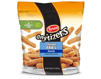 Any'tizers® Chicken Fries (Homestyle)