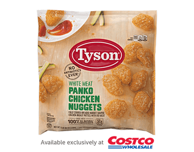 Tyson® Panko Chicken Nuggets
